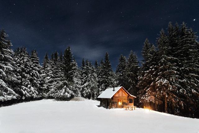 Vinterferie ski