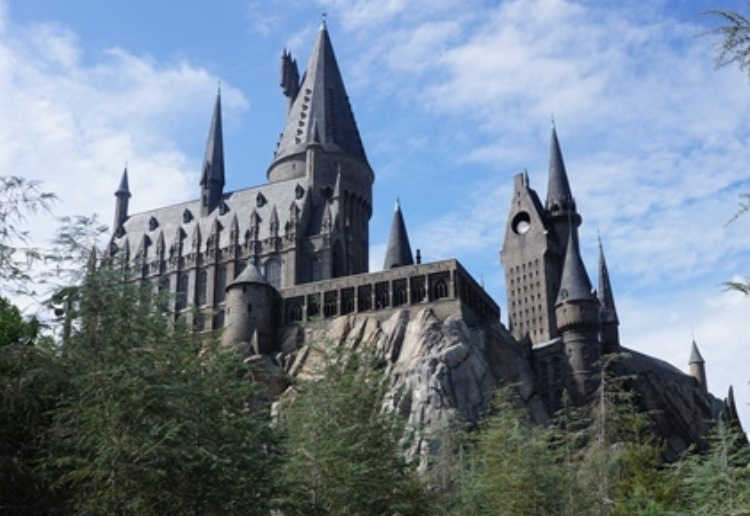 Harry Potter Studios Orlando